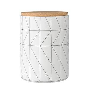 Carina Ceramic Kitchen Canister