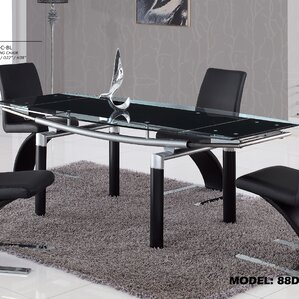 Jolie Dining Table by Global Furniture USA