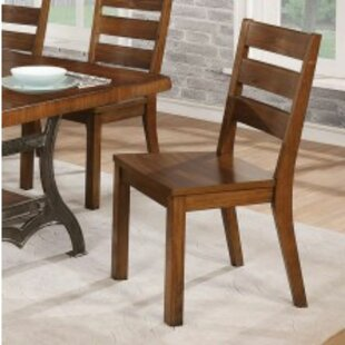 Dorn Solid Wood Dining Chair (Set of 2)