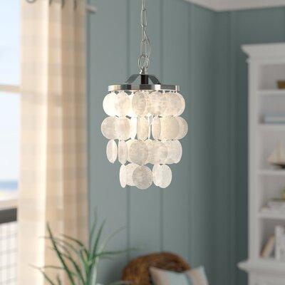 Metal Capiz Shell Lighting Wayfair