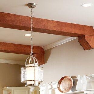 Brushed Nickel Kitchen Light | Wayfair