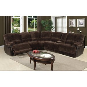 Alexander Reclining Sectional by E-Motion Fu..