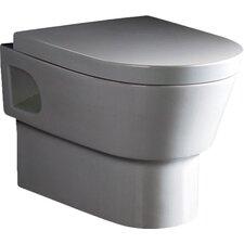 square modern dual flush toilet bowl - Power Flush Toilet