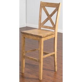 Mcabee Crossback 30 Bar Stool