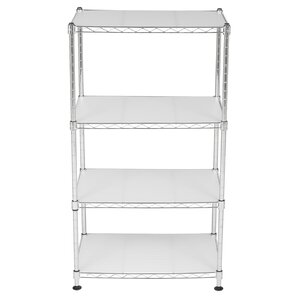 Rebrilliant 4-Tier Adjustable Stainless Steel Storage Baker's Rack