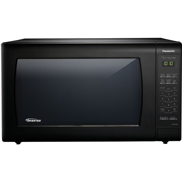 Countertop Microwave With Genius Sensor And Inverter Technology Reviews Wayfair