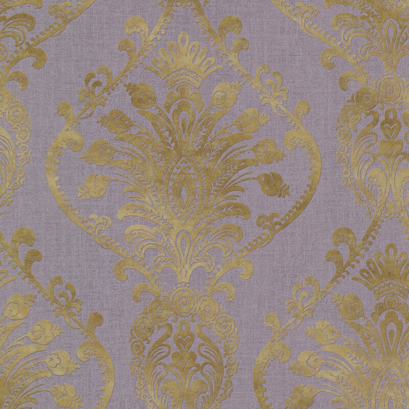 Brewster Home Fashions Avalon Noble Damask 33 X 20 5