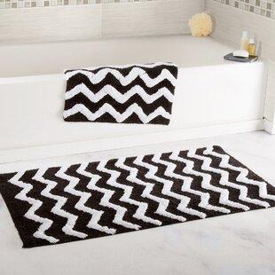 Black Round Bath Mat Wayfair