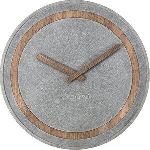 Wanduhr Concreto 39,5 cm