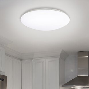 ceiling flush lights wayfair co uk