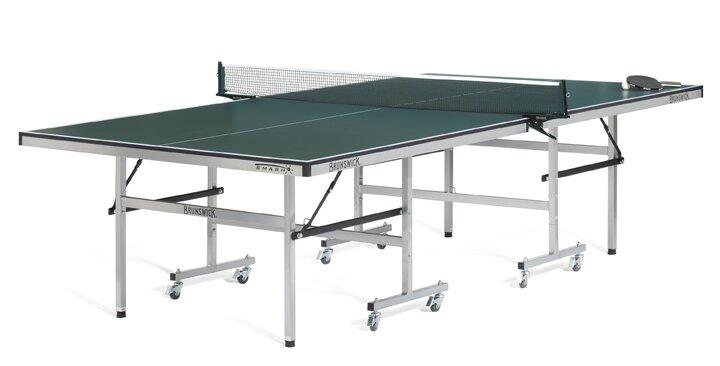 Brunswick Billiards Smash Playback Table Tennis With Accessories Wayfair