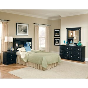 Phat 6 Drawer Dresser with Mirror by Latitude Run