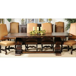 Grand Castle Dining Table by Aishni Home Furnishings
