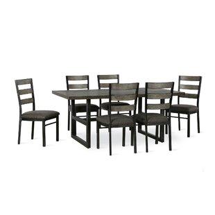 Comstock 7 Piece Dining Set