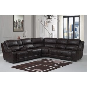 Gearheart Reclining Sectional by Red Barrel Studio