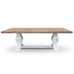 Dulcie Solid Wood Dining Table