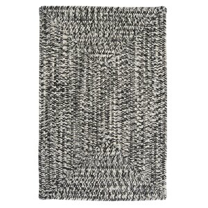 Hawkins Blacktop Indoor/Outdoor Area Rug