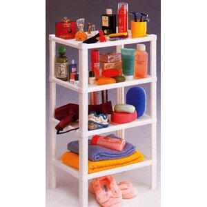 4 Tier Stand, Storage and Home Organization Shelf