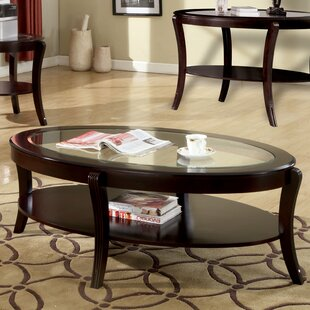 Oval Coffee Tables Youu0027ll Love In 2019 | Wayfair