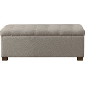 Felicity Tufted Storage Bench