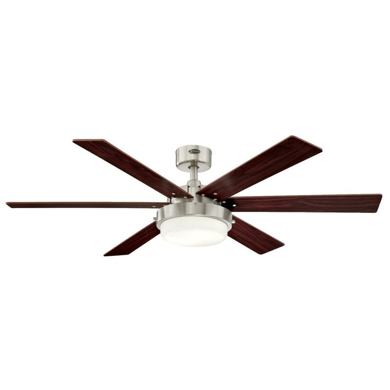 6 Blade Ceiling Fans