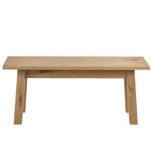 Küchenbank Klara aus Holz von Williston Forge