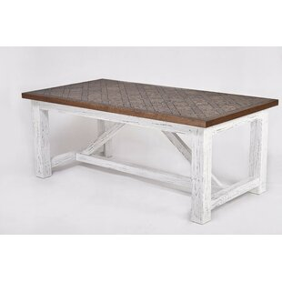 Shupe Solid Wood Dining Table