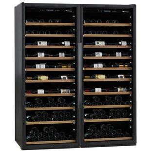 600 Bottle Clic Single Zone Freestanding Wine Cellar
