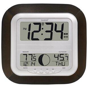 Decorative Digital Clock | Wayfair