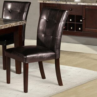 Castle Heights Parsons Chair (Set of 2) & Counter Height Parsons Chairs | Wayfair