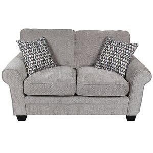 Noelle Loveseat by Porter International Designs