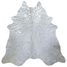 brazilian cowhide silver area rug - Cow Hide Rugs