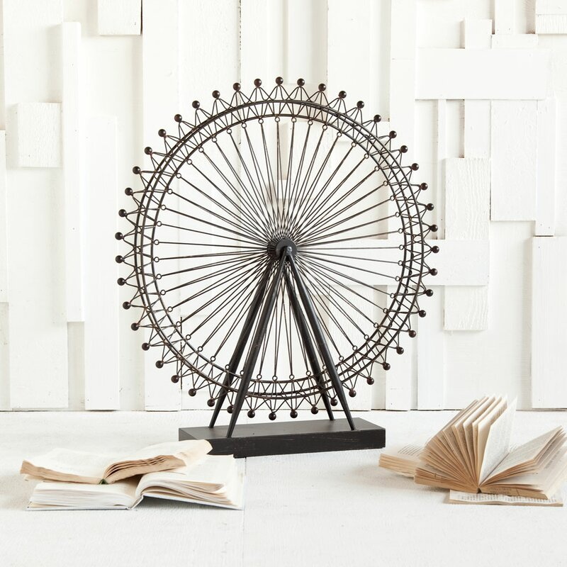 Home Decor Stores London: London Eye Sculpture & Reviews