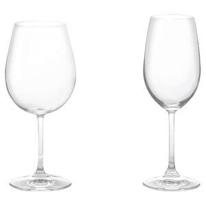 Vintage 12 Piece Wine Glass Set