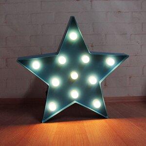 Christmas Star 11 Light Luminary