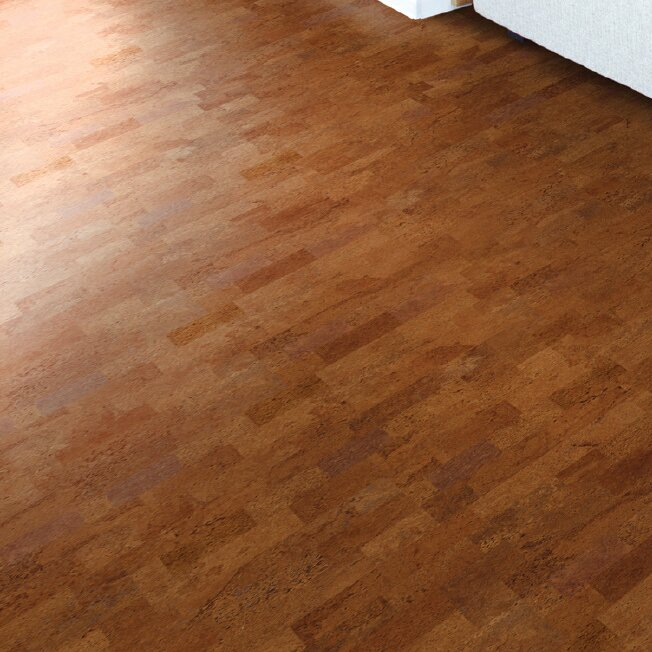 Cork Resist 11 5 8 Flooring In Ideny Chestnut