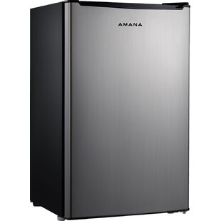 3.5 Cu. Ft Compact/Mini Refrigerator With Freezer