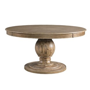 Elena Solid Wood Dining Table