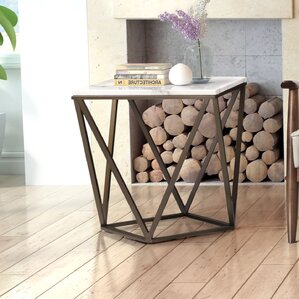 Davies End Table by Brayde..