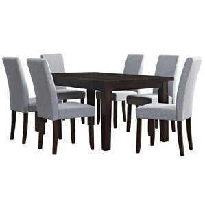 Acadian 7 Piece Dining Set by Simpli Home