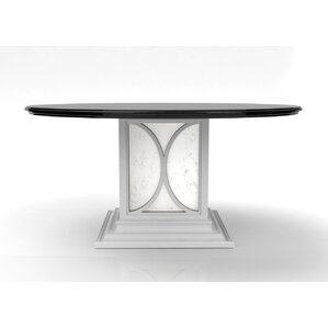 Sophie Mirrored Dining Table | Wayfair