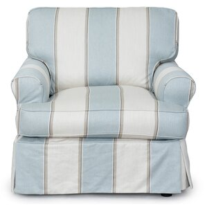 Great Coral Gables T Cushion Armchair Slipcover