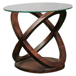 Keelun End Table by Latitude Run