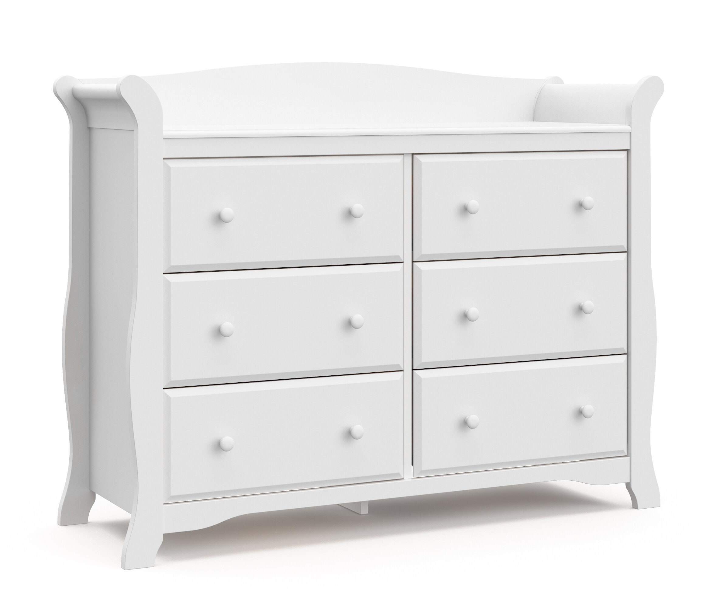 dresser mirror joss with drawer furniture pdp main white