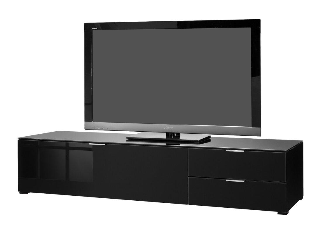 cs schmal tv lowboard cleo f r tvs bis zu 65 bewertungen. Black Bedroom Furniture Sets. Home Design Ideas
