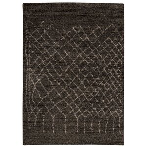 Strassen Charcoal Area Rug