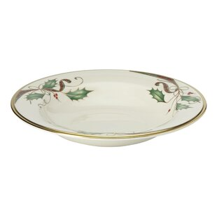 Holiday Bone China Pasta Bowl  sc 1 st  Wayfair & Lenox Holiday China | Wayfair