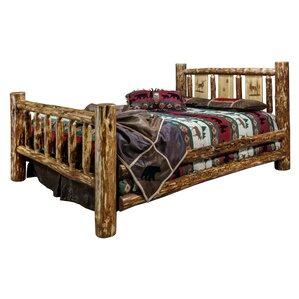 Tustin Panel Bed by Loon Peak