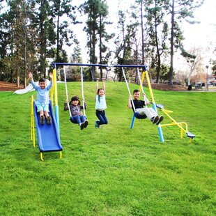 Swing Sets Youll Love Wayfair