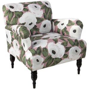 Adalia Bloomsbury Rose Armchair by Rosdorf P..